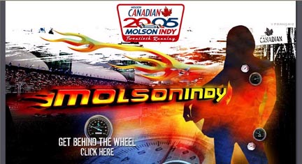 actual 2005 molson indy logo untouched
